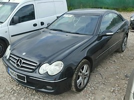 Mercedes-Benz CLK 220 W209