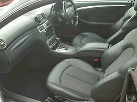 Mercedes-Benz Clk 220 W209 CDI 2007 m dalys