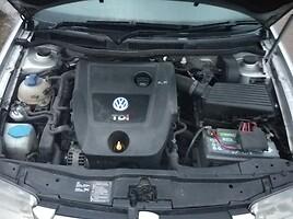 Volkswagen Bora Tdi 2002 m dalys