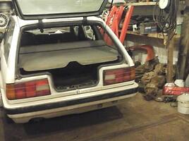Bmw 318 E30 E30 1989 m. dalys