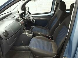 Fiat Fiorino 2011 m dalys