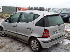 Mercedes-Benz A Klasė 2002 y parts