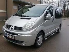 Opel Vivaro I 2008 г. запчясти