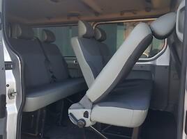 Opel Vivaro I 2008 y. parts