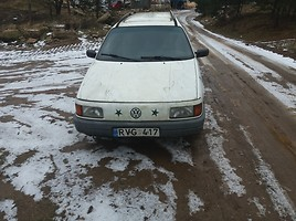 Volkswagen Passat B3 1991 m. dalys
