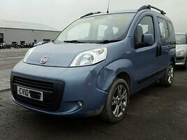 Fiat Qubo 2011 m dalys