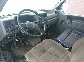 Volkswagen Transporter T4 T4 / 2,4d ,57kw 1992 m. dalys