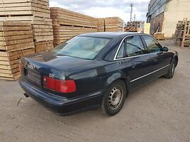 Audi A8 D2 2.8 142 KW QUOTTRO 1998 m dalys