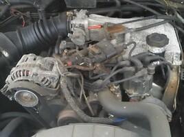 Mitsubishi Pajero II 1995 m dalys