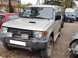 Mitsubishi Pajero II 92 kW Visureigis