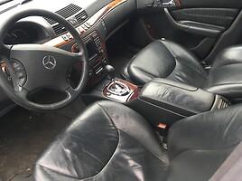 Mercedes-Benz S Klasė 2000 y. parts