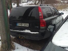 Volvo V70 II Tdi 2002 m dalys
