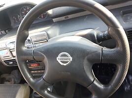 Nissan X-Trail I 2003 m. dalys
