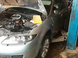 Mazda 6 I 2005 m. dalys