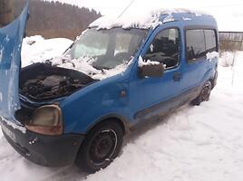 Renault Kangoo I 1998 m. dalys