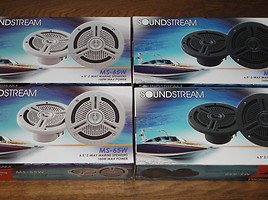 Soundstream MS-65B/W