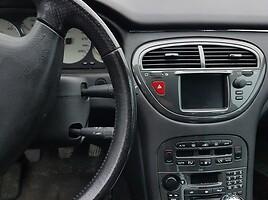 Peugeot 607 HDI 2001 m. dalys