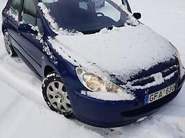 Peugeot 307 I 1.4 HDI Hečbekas
