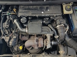 Peugeot 307 I 1.4 HDI 2003 m dalys