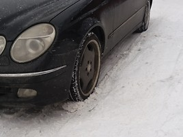 Mercedes-Benz E 320 W211 CDI Sedan