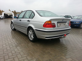 Bmw 318 Benzinas 2001 m. E46