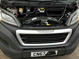 Peugeot Boxer 2017 m dalys