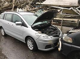 Mazda 5 I 2006 m. dalys