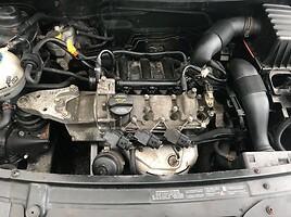 Volkswagen Fox 2006 m. dalys