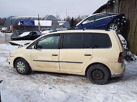 Volkswagen Touran I BLS Vienatūris 2008