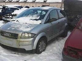 Audi A2 2002 m dalys
