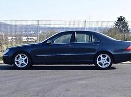 Mercedes-Benz S 320 W220