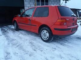 Volkswagen Golf IV 1999 m. dalys