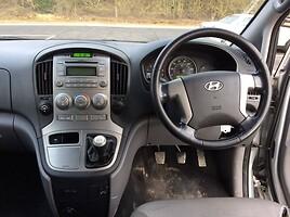Hyundai H-1 2009 m dalys