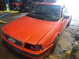 Audi 80 B4 2.0 1993 m. dalys