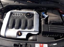 Audi A3 8P 2004 m. dalys