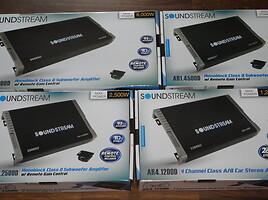 Garso stiprintuvas  Soundstream TN5.950D 5ch