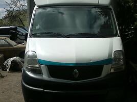 Furgonas, sunkvežimis iki 7,5t.  Renault 2006 m dalys