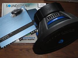 Žemų dažnių garsiakalbis  Soundstream R.12