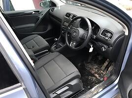 Volkswagen Golf VI 2009 m. dalys