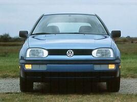 Volkswagen Golf III  Hečbekas