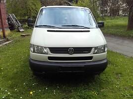 Volkswagen Transporter T4 Caravelle Keleivinis mikroautobusas 2002