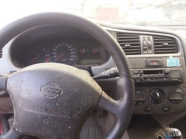 Nissan Primera P11 2001 m. dalys