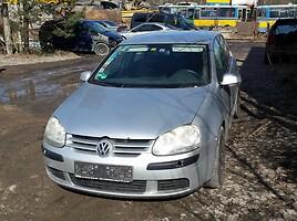 Volkswagen Golf V 2005 m dalys