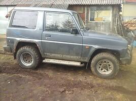 Daihatsu Rocky 1994 m. dalys