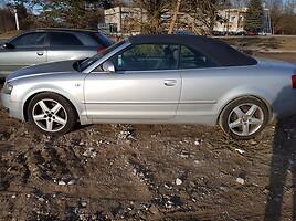 Audi A4 B6 BDG 2003 m. dalys