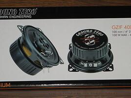 Speaker  Ground Zero GZIF 40X ir kiti