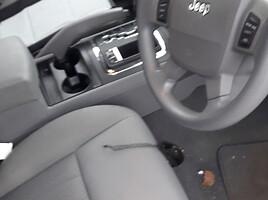 Jeep Grand Cherokee III 2007 m. dalys
