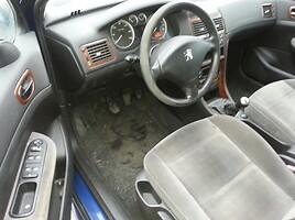 Peugeot 307 Dyzelinas 2003 m. I