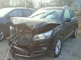 Volkswagen Tiguan 4 Motion Visureigis 2013