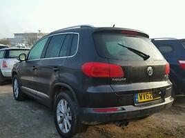 Volkswagen Tiguan 4 Motion 2013 y parts